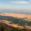 Mt Diable Concord side http://twoclassychics.com/2014/07/almost-wordless-wednesday-view-mt-diablo/