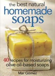 best natural homemade soaps book