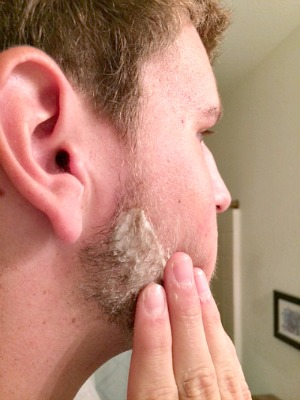 SON Mens Shave Trio Application