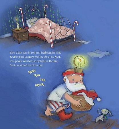 Santa's Zany, Wacky, Just Not Right Night Before Christmas Book