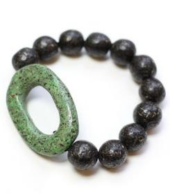 green hope bracelet