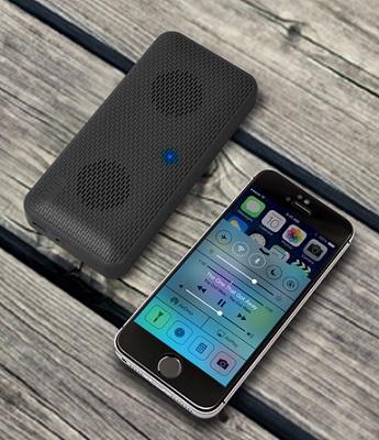 iluv bluetooth mini speaker