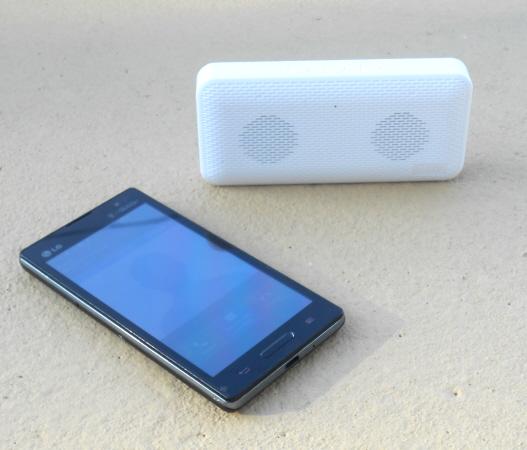 iluv mini wireless speaker