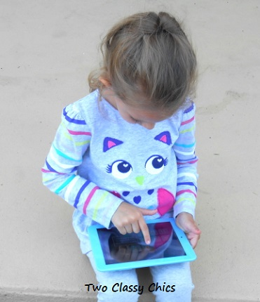 kids tablet with games