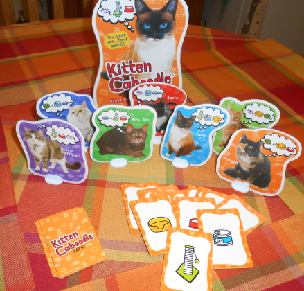 kitten caboodle game educational insights