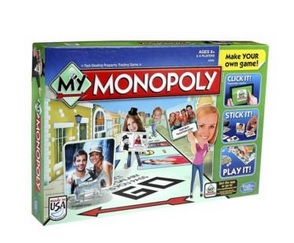 my monopoly game from hasbro
