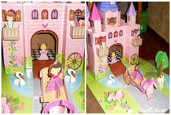 princess castle play set 1
