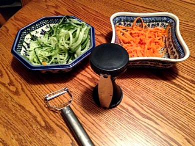procizion vegatable spiral slicer