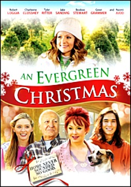 An Evergreen Christmas DVD Cover