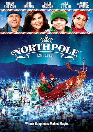 northpole dvd cover art