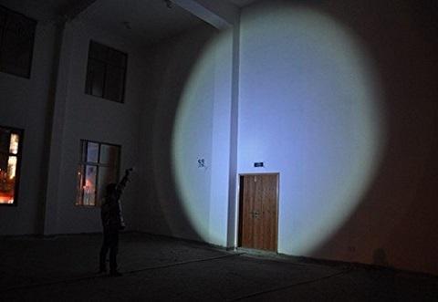 OXYLED Flashlight