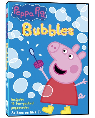 Peppa Pig - Bubbles -3D