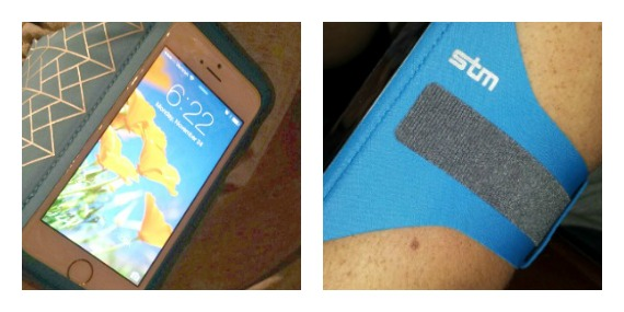 A Fitness Must Have: STM iPhone Armband
