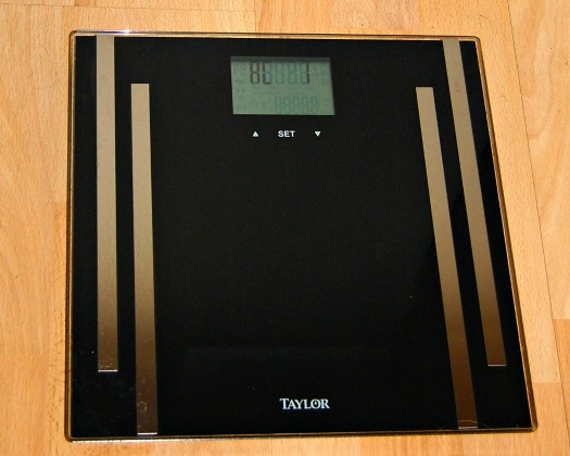 Taylor Bluetooth Body Fat Smart Scale