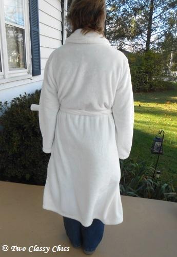 berkshire soft robe