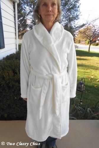 berkshire spa robe