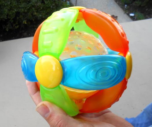 Blink 'n Bling Ball Kid's Ball