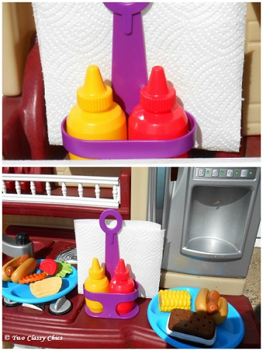 cookout play food set