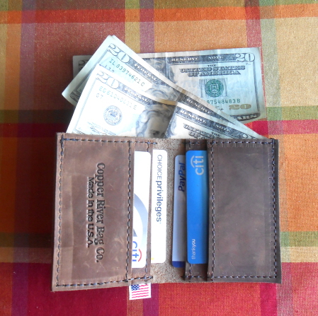 copper river bag co wallet