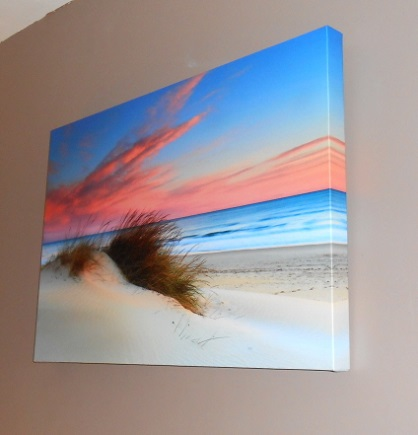 gallery wrap example