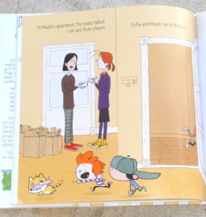 maddis fridge kids book