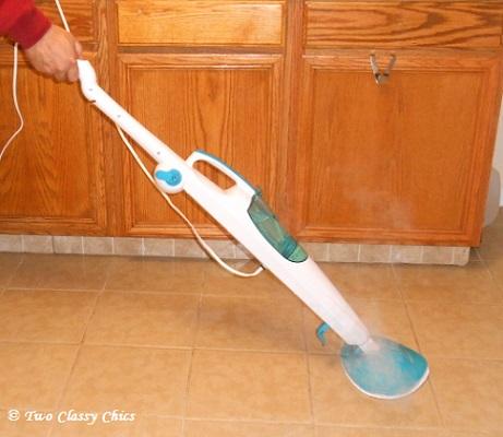 sienna steam mop