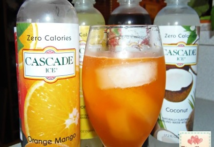 Cascade Ice for Tasty Holiday Beverages
