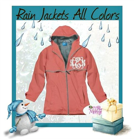 Beat Wet Weather With a Beautiful Rain Jacket With Hood