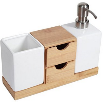 bamboo bathroom accessories toilettree