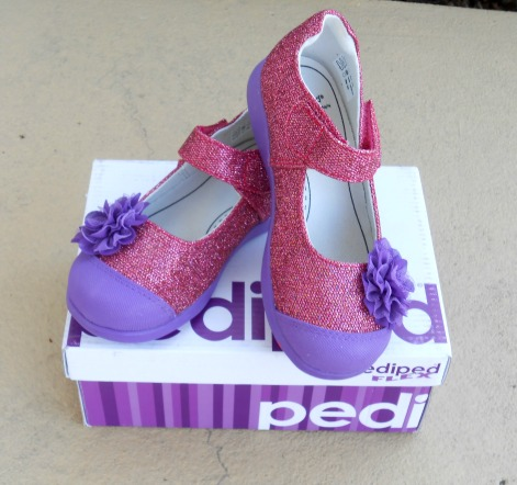 Girl's Shoes from Pediped
