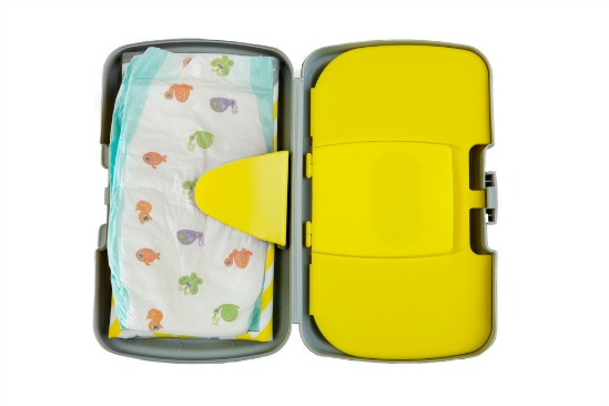b.box diaper wipe wallet