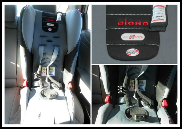 diono kids car seat