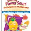 gummy power sours kids vitamins