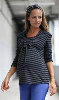 maternity nursing hoodie