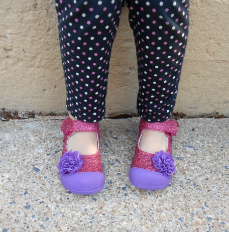 pedipeds glitter shoes