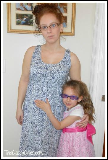baby be mine maternity nursing dress