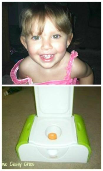potty training is fun