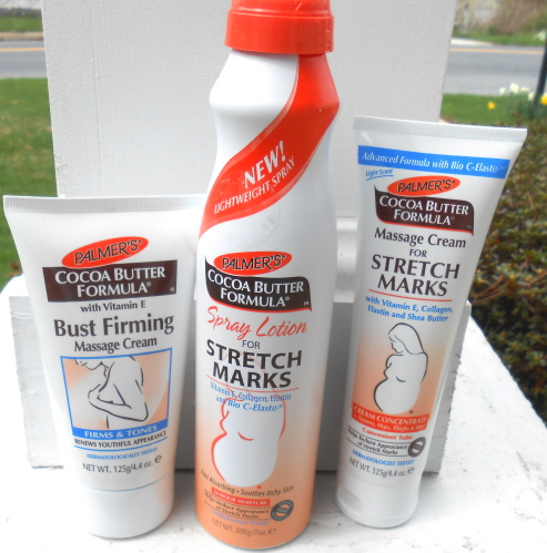 Palmers Stretch Mark Products