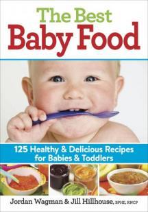The Best Baby Food Book - Robert Rose
