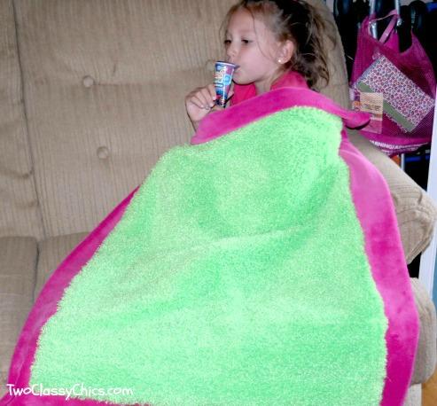 Dean Miller Surf Bedding Hula Blanket