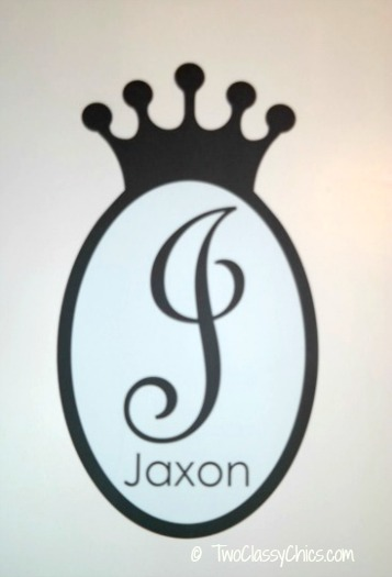 Prince Vinyl Wall Decal