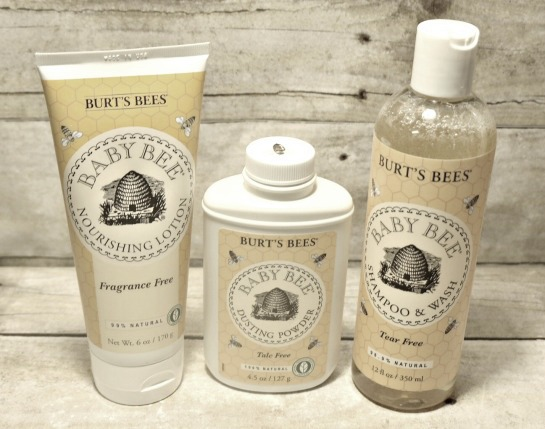 Burt's Bees Baby Bee Products