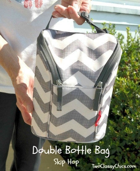 Skip Hop - Double Baby Bottle Insulated Bag