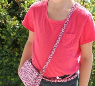 Purse and Belt from Peppercorn Kids