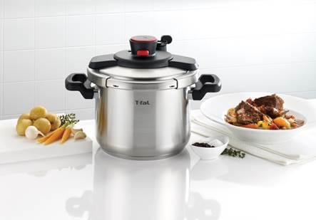 T fal clipso pressure cooker