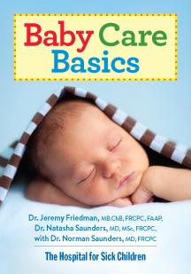 Baby Care Basics Book