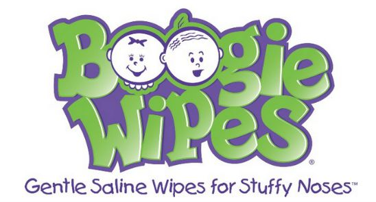 Boogie Wipes Saline Wipes