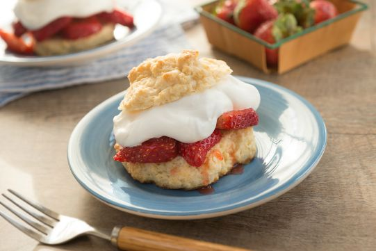 Country Crock Shortcake Recipe