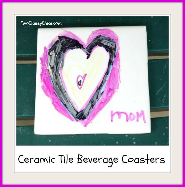 Kids Craft - Beverage Coaster