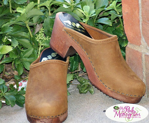 Kick Off Fall With a Pair of Custom Clogs leather or wool